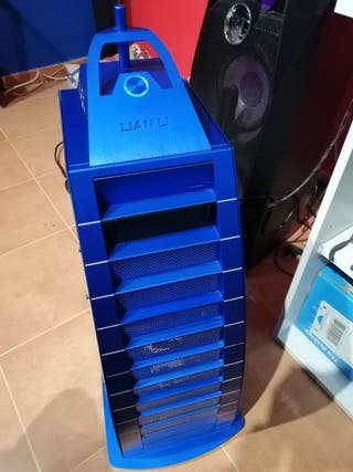 Vendo equipo gaming Lian-Li PC-888
