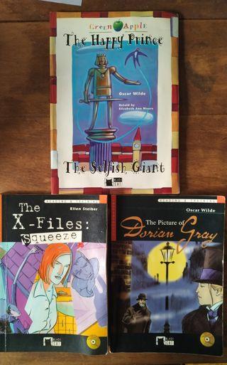 Libros lectura inglés/ English books