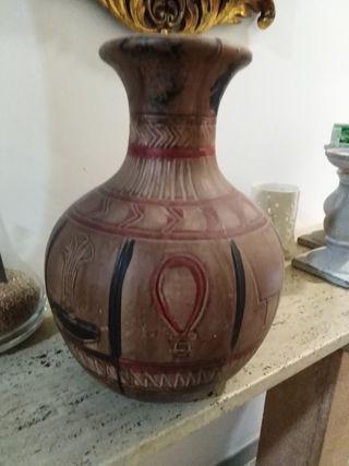 jarrón decoración