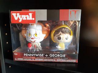 Funko Vynl - Pennywise & Georgie