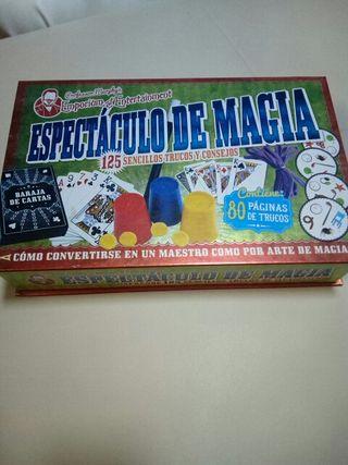 Juguete Espectáculo de Magia