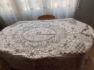 Mantel de mesa grande