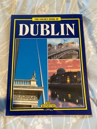 Livre sur la ville de Dublin