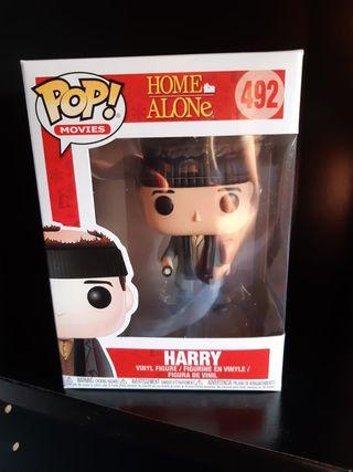 Funko Pop Sólo en Casa - Harry