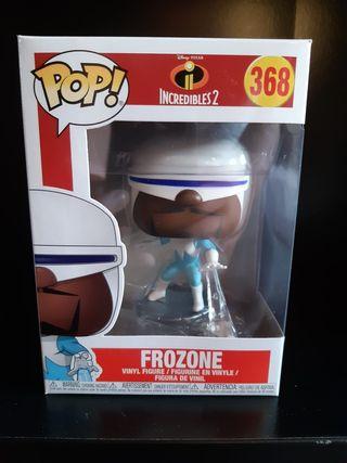 Funko Pop Increíbles 2 - Frozone