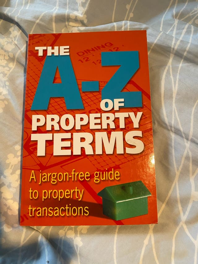 The A-Z of Property terms