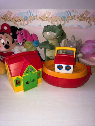 Pack playmobil
