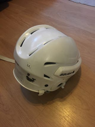 Casco Bauer Hockey Patines Junior