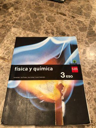 Libro de física y química 3º ESO