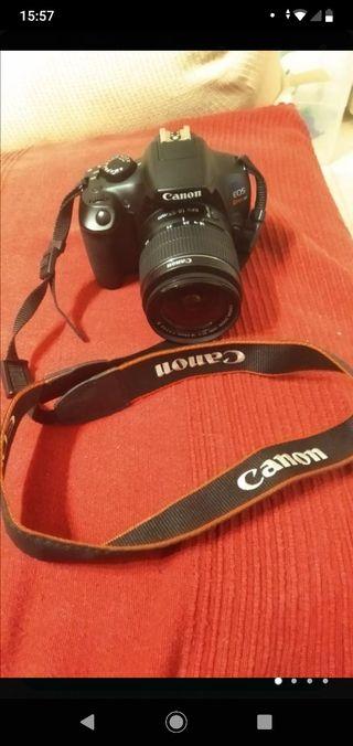 Kit fotografia Canon 1300D (Rebel T6)