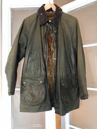 Barbour Bedale con forro