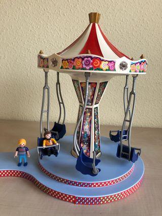 Playmobil Carrusel, noria