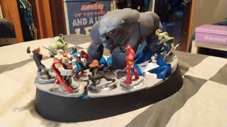 Disney Infinity Avengers Playset