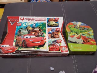 lote 2 puzzles