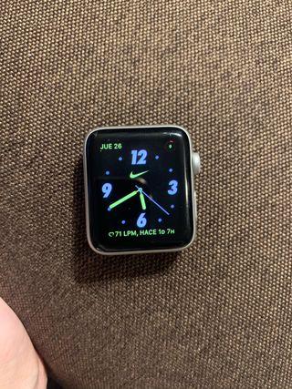 Apple watch serie 2 nike edition 42 mm