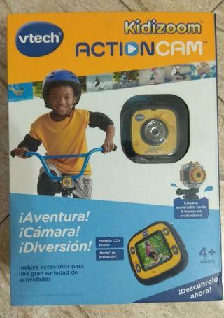 Actioncam Mini Cámaras de viaje para niños.