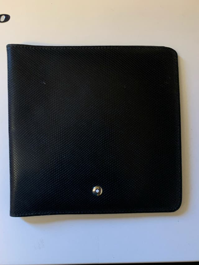Porta cd montblanc
