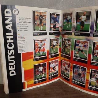 Album cromos World Cup France 98 Completo.