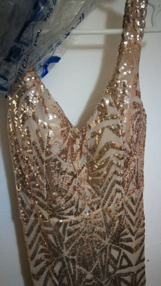 vestido fiesta lote de 4 vestidos