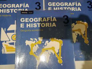 Geografía e historia 3ESO Oxford