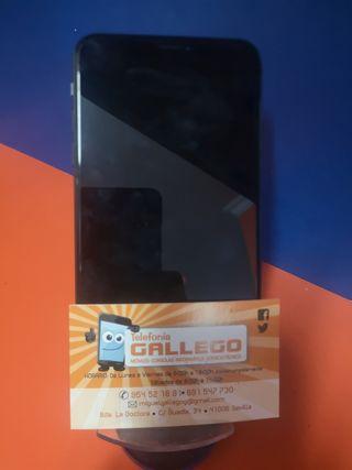 Iphone XS MAX 256 gb negro