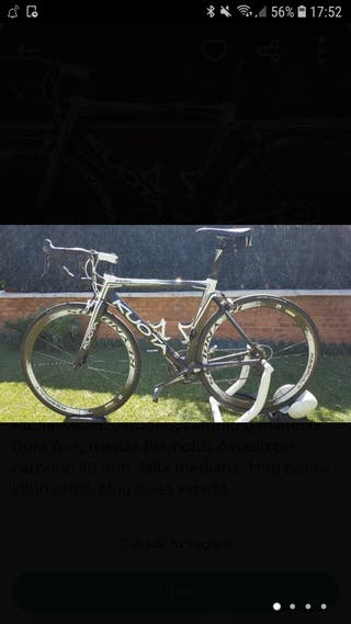 Bicicleta carretera Kuota Kebel