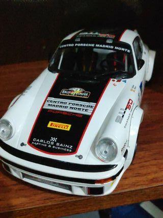 maqueta Porsche 911 SC 2013 Carlos sainz