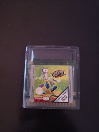 Tonic Trouble (Game Boy Color)