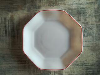 Juego de platos de postre Arcopal