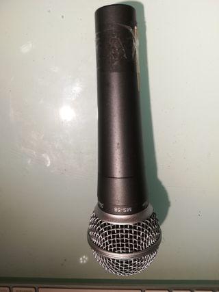 Micrófono Fame Audio MS58