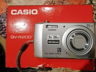 CAMARA DIGITAL CASIO QV-R200