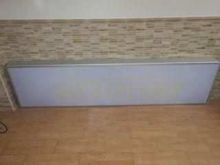 Panel luminoso