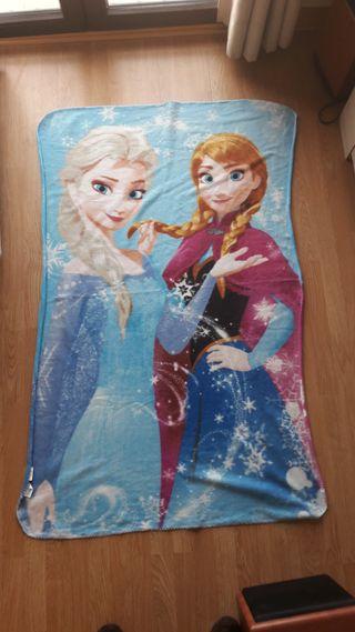 Conjunto de cama Disney Frozen Elsa & Anna