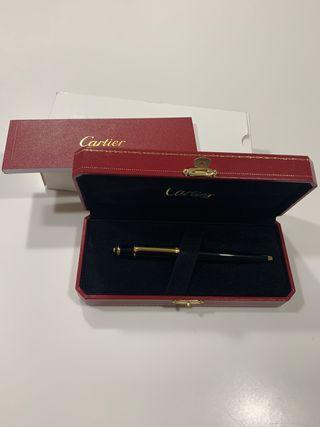 Bolígrafo Diabolo de Cartier.
