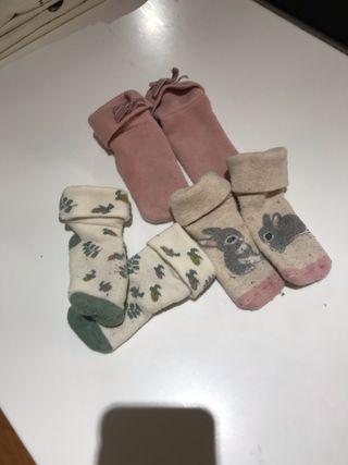 Lote 3 pares de calcetines antideslizantes