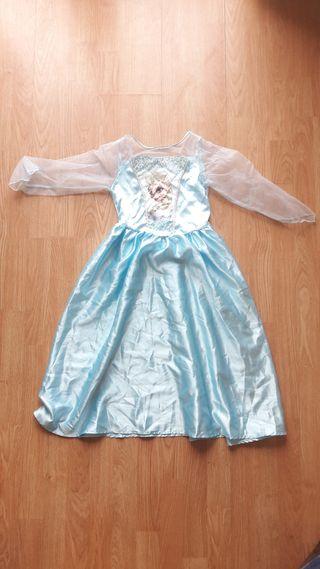 Disfraz Disney Princess Frozen Elsa
