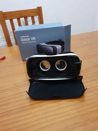 Gafas de realidad virtual de samsung gear vr