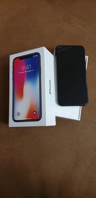 IPHONE X 64GB LIBRE