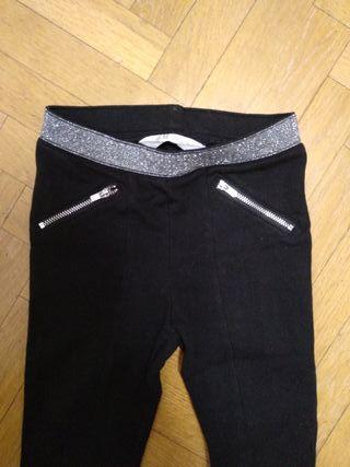 Malla pantalón elástico HM niña 6 a 7 años