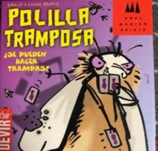 Juego mesa Polilla Tramposa