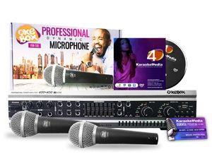 Karaoke M-Pack KaraokeMedia