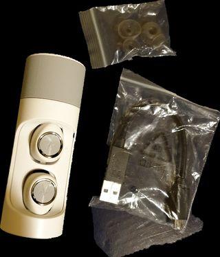 Auricular bluetooth de botón Motorola