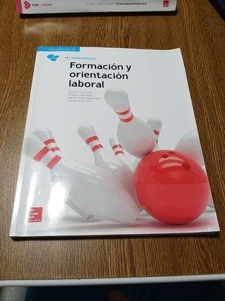 Libro de texto Formación y Orientación Laboral