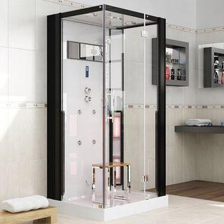 Instalación ducha vapor sauna seca