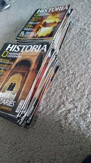 93 revistas National Geographic