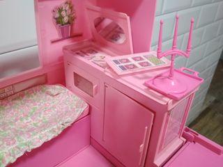 Autocaravana Barbie años 80-90