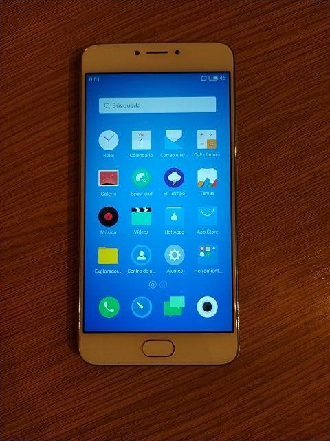 Meizu M3 Note 32Gb con LCD defectuoso