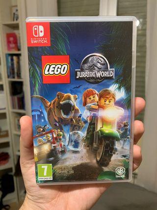 Nintendo Switch Lego:Jurassic World