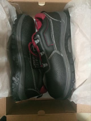 Zapato de seguridad bellota 41