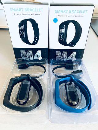 Smart Band M4 / Pulsera inteligente M4